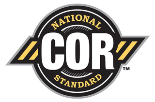 The National COR Standard Certificate of Recognition